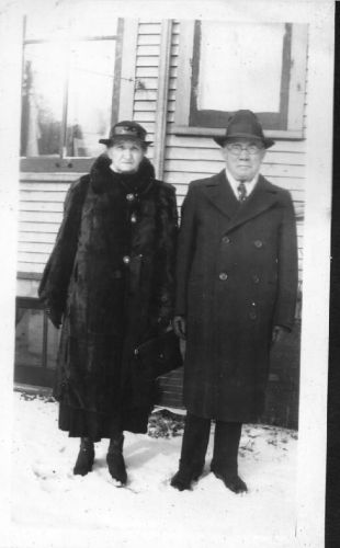 Gottlieb & Bertha Kukla