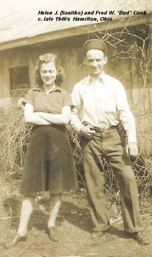 Helen and Bud Cook
