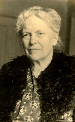 A photo of Jessie Georgina Annie (Pepper-Staveley) Aitchison