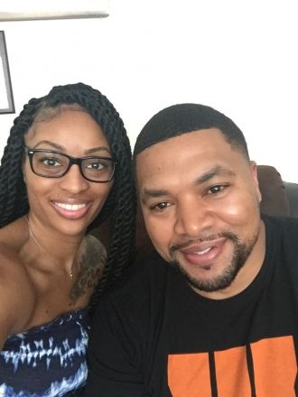Elton Triggs and Keishana Robinson