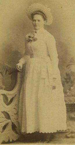 Nellie Wahlberg