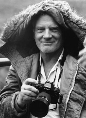 Victor Englebert and Camera