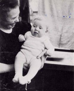 Baby Uriel Frenkel