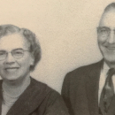 My Grandma and Grandpa Beryl and Clarence Stout
