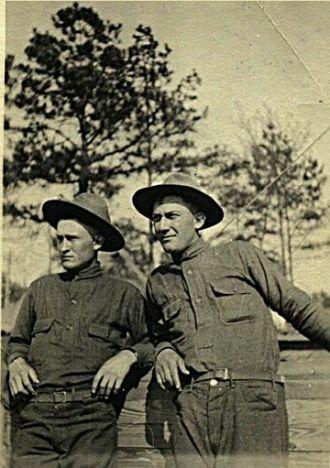 Clyde Merle McCord & Ross Scott