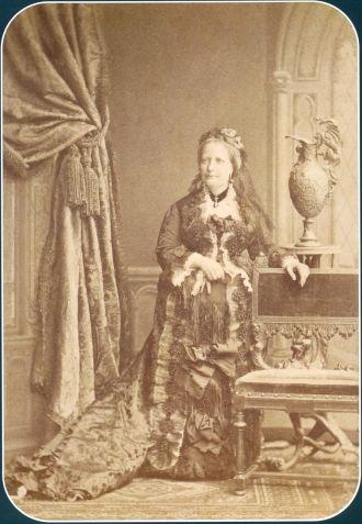 Brazilian Empress Teresa Cristina