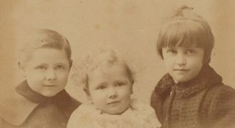 James, Albert D., and Nellie Thomas