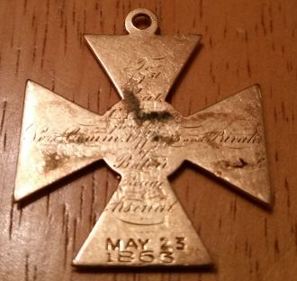 Civil War Medal