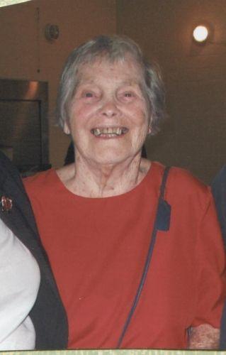 A photo of Dorothy Louise Ordwein