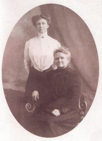 Maude Cunningham & Sumira Tomlinson Cunningham