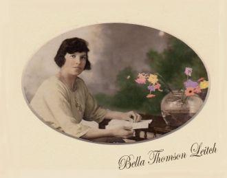 Isabella Thomson Leitch, United Kingdom 1924