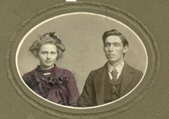 Hancena Petersen and Arthur Horn