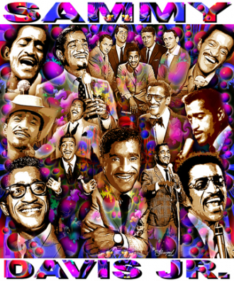 Sammy Davis Jr. by Ed Seeman.
