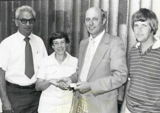 Norma Jean Dettmer, Lincoln Telephone &Telegraph