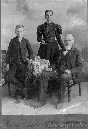 Reinhard & Katherine Reeh & Son