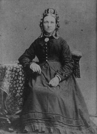 Tasker or Jones woman in Pembroke Dock