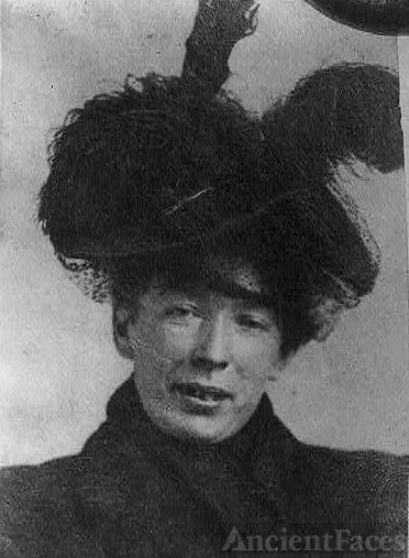 Mary Moriarty, 1895