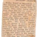 Finley & Lucille Beard, Oregon 1927