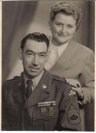 Lawrence and Margareta (Wilhelm) Besaw