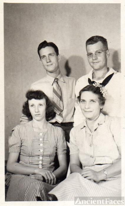 Ralph Elwood Slick Family