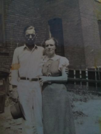Herbert and Iva Crawford