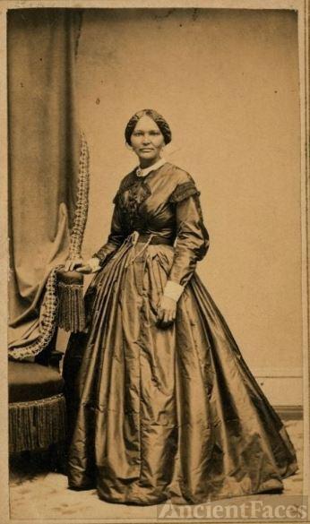 Elizabeth Keckley - dressmaker to Mary Todd Lincoln