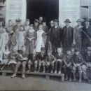 Scappoose school photo 1886