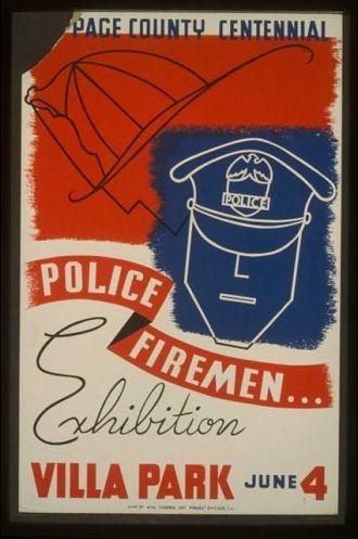 [Du]Page County centennial--Police, firemen...exhibition...