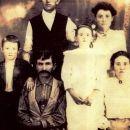 Josiah & Alice Martin Family
