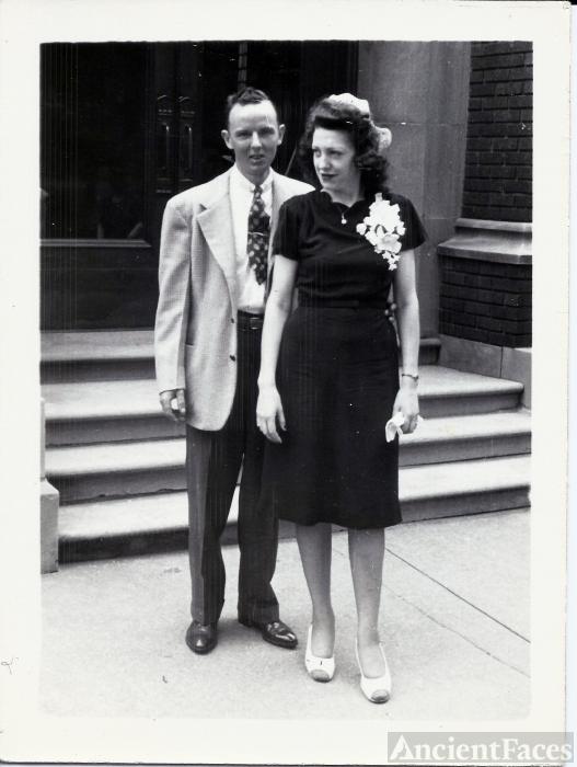 Clarence and Arlene (Rogers) Meier