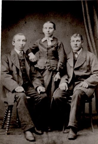 A photo of Henrietta Fredericka  (Rade) Schubert