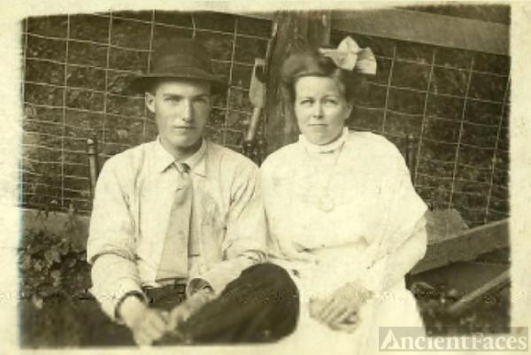 Nettie and Delmer McClure