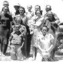 Henry E. Evans family 1940
