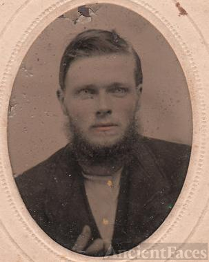 James E. Bowen as young man