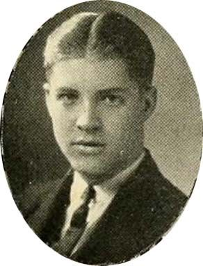 A photo of Harold Glynnis Young