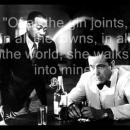 Humphrey DeForest Bogart and Dooley Wilson