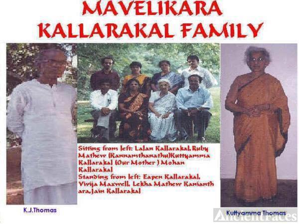 Mavelikara KALLARAKAL