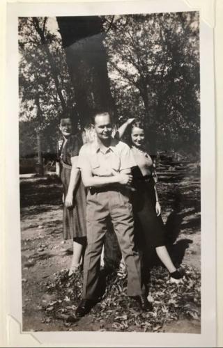 Joe and Marion Toohey 1937