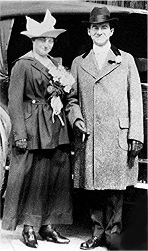 Owen & Frances Rhodes Wedding Photo