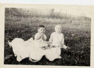 Cousins Thomas Hawley & Johnnie Shumate