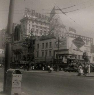 New Orleans Roosevelt Hotel, 1959