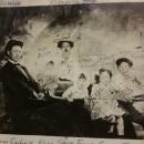 Thomas and Sarah (Bossinger) Cully Family