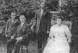 James & Mary Colley Family, Maine