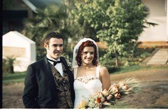 Donovan and Erné Dalgleish's Wedding Day