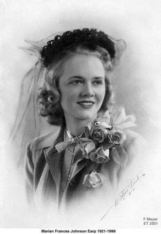 Marian Frances Johnson