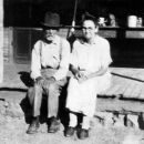 Della Frances Martin and Jasper Sims