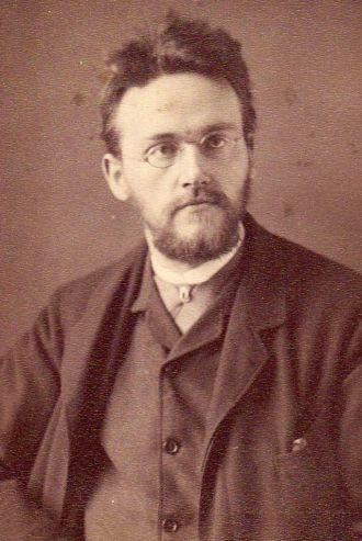 A photo of Adolf Schill