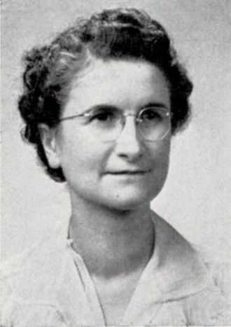 Mary I. Jamison, Pennsylvania, 1949
