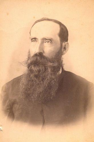 Isaiah Greene, 1860