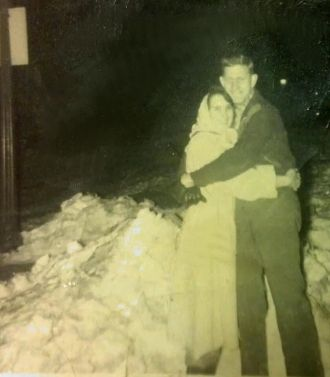 Glen & Julie Viola (Cook) Huffman